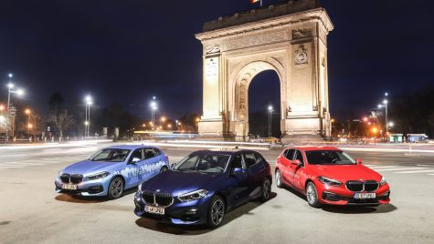"Se extinde BMW Select și ""The 1 Goes On City Break"""