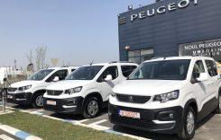 Trust Motors donează 3 Peugeot Rifter în lupta împotriva coronavirusului