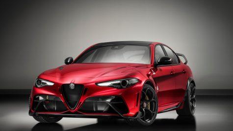 Alfa Romeo Giulia GTA: informații și fotografii oficiale