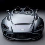 V12 Speedster, răspunsul Aston Martin pentru Elva