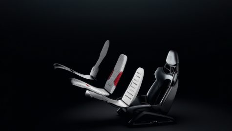 Porsche folosește imprimarea 3D pentru producția scaunelor sport