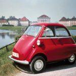 Aniversare: BMW Isetta a împlinit 65 de ani de la lansare