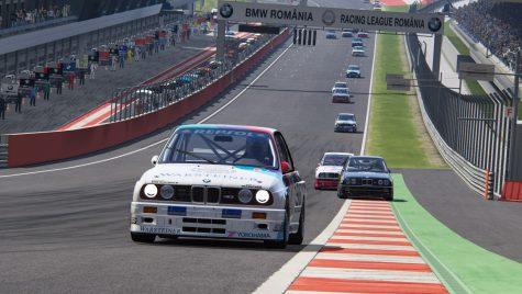 Prima etapă Racing League Romania, campionatul de Sim Racing găzduit de BMW România, a avut la start 80 de piloți
