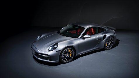 Porsche 911 Turbo S devine vârful de gamă pentru constructorul din Stuttgart