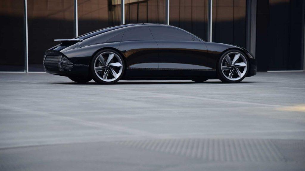 Hyundai Prophecy prefigurează viitorul Ioniq 6