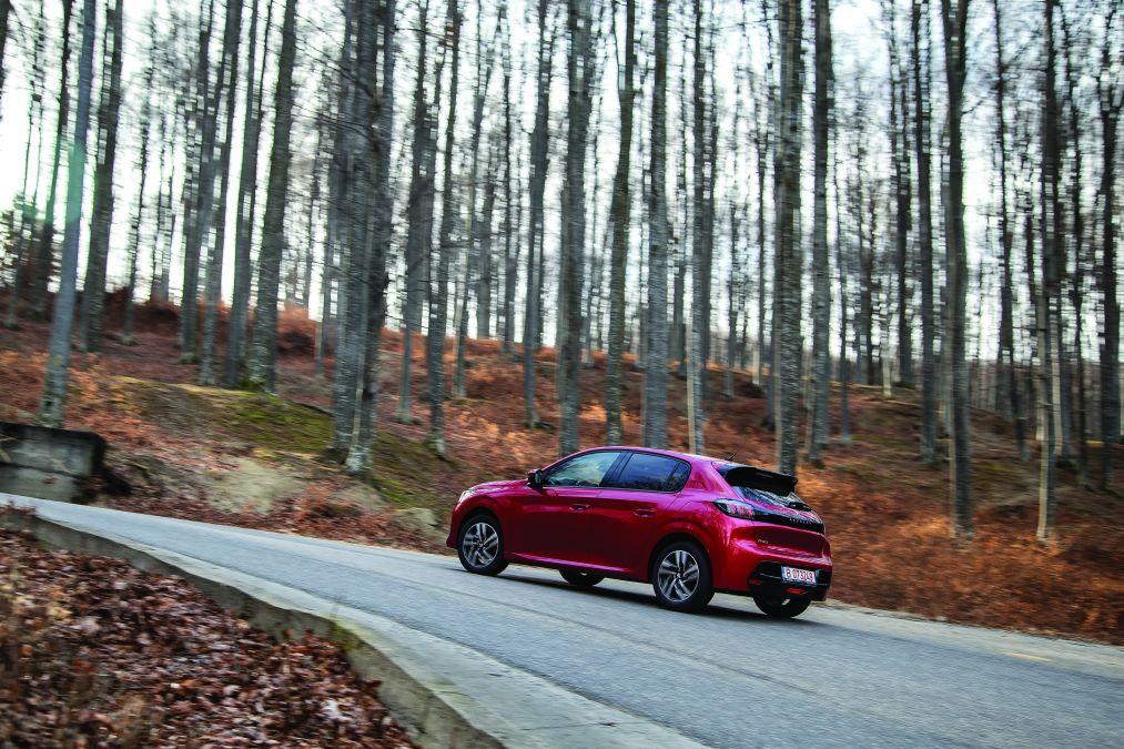 Test Peugeot 208, Opel Corsa, Renault Clio, VW Polo 2020