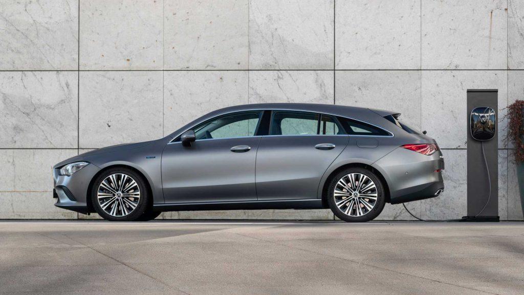 Mercedes are mai multe planuri PHEV decât ICE
