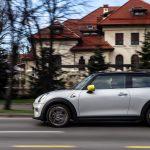 test comparativ Honda e vs Mini Cooper SE