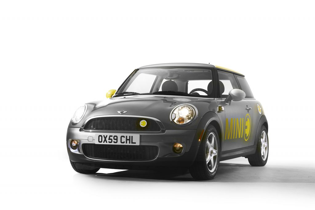 Mini E 2009