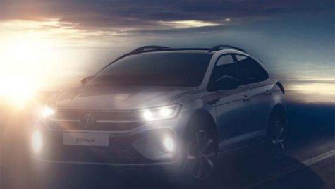 Volkswagen Nivus: SUV-ul coupe bazat pe actualul T-Cross va fi lansat în curând în Brazilia