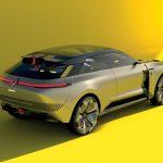 Renault, concept (meta) Morphoz pentru viziunea electrică