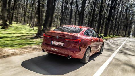 Test BMW 220d Gran Coupe: Veriga lipsă