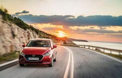 Test Mazda2 facelift: Și frumoasă și deșteaptă