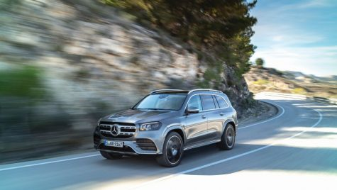 Test Mercedes-Benz GLS 400d 4Matic: All inclusive