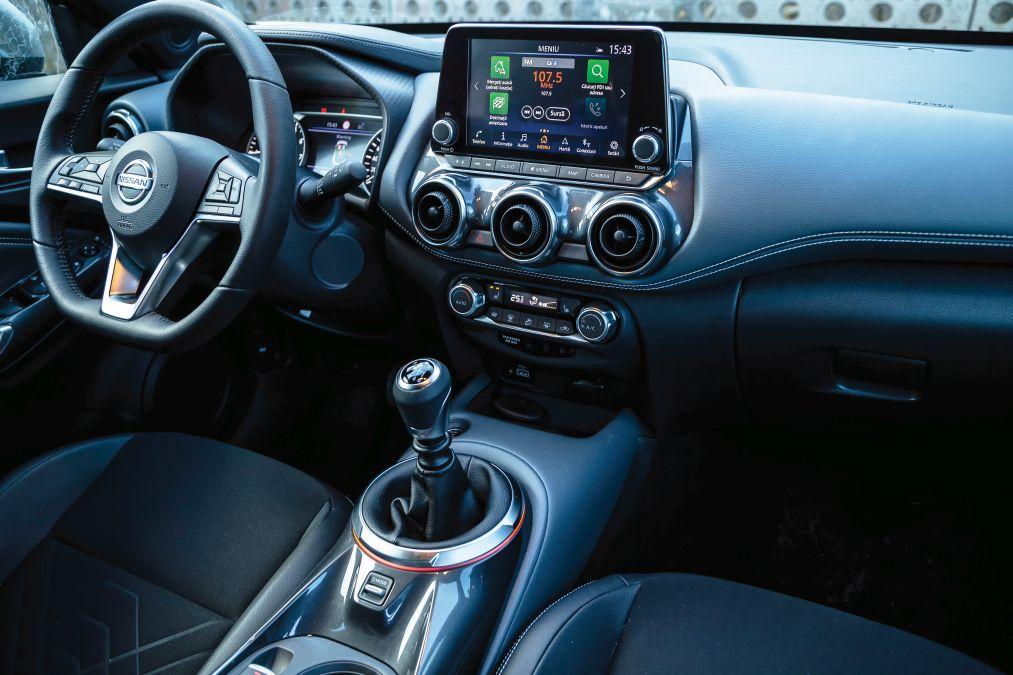 test Nissan Juke DIG-T 117 N-Design 2020