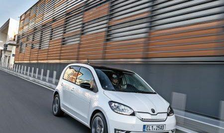 Test Skoda Citigo e iV: 293 km autonomie în oraș