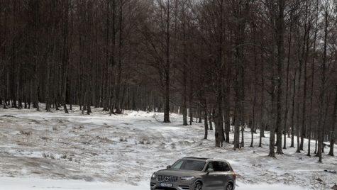 Test Volvo XC90 T8 TwinEngine facelift: soluția ideală