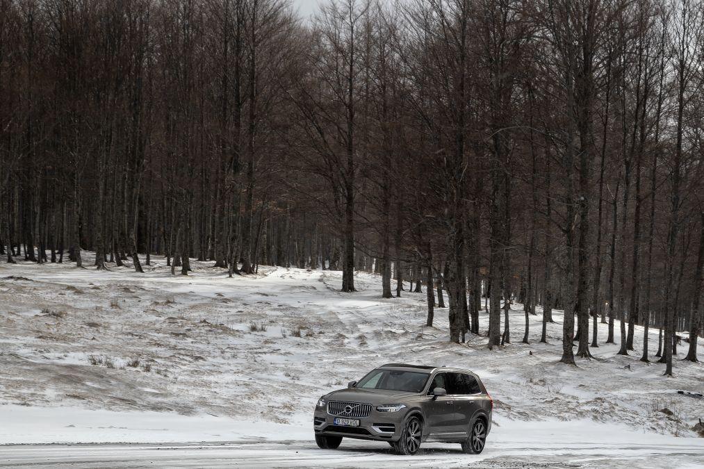 test Volvo XC90 T8 TwinEngine facelift 2020