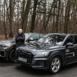 test comparativ 2020 BMW X6 M50d vs Audi SQ7 TDI