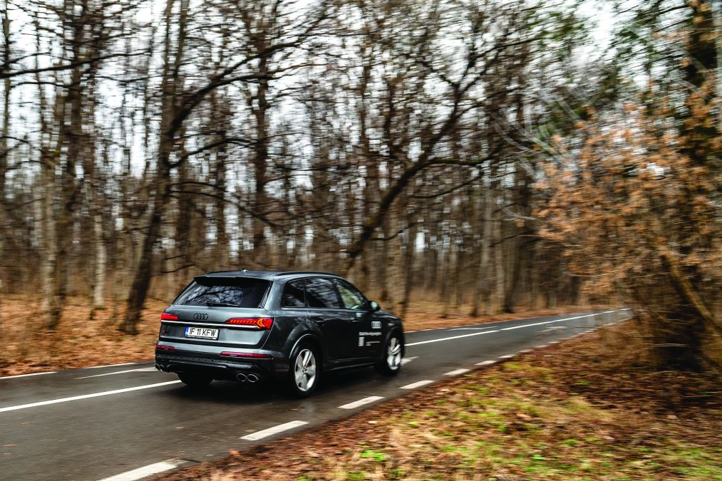 test comparativ Audi SQ& TDI vs BMW X6 M50d 2020