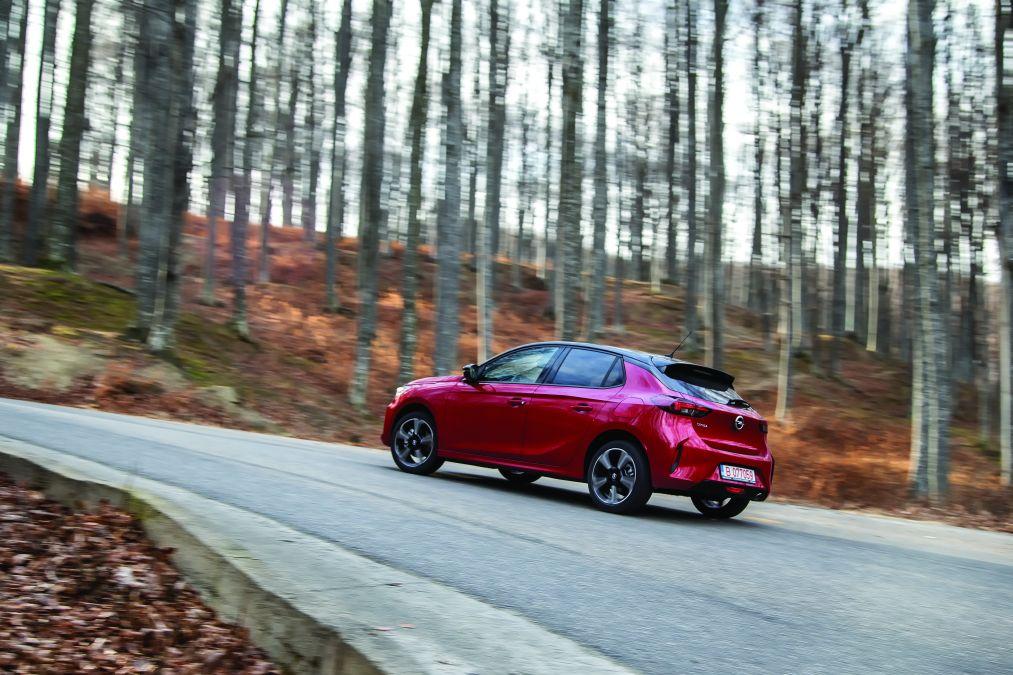 test comparativ Opel Corsa, Peugeot 208, Renault Clio, VW Polo 2020