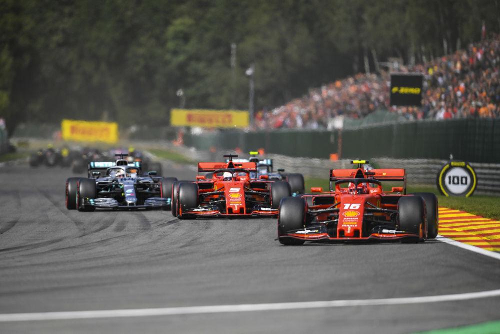 Formula 1 - retrospectiva sezonului 2019_GP Belgia