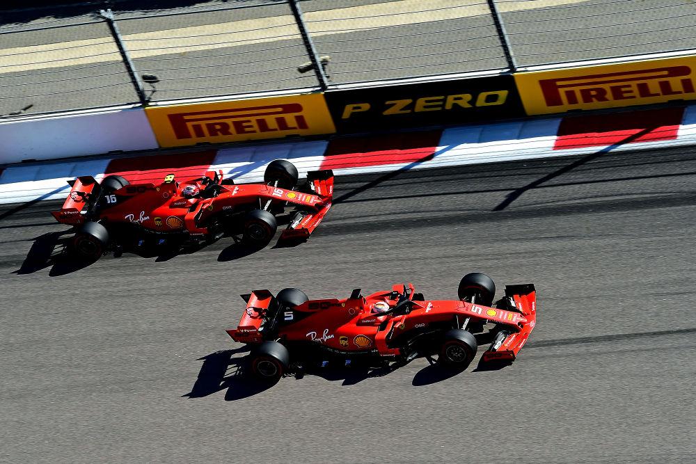 Formula 1 - retrospectiva sezonului 2019_GP Rusia