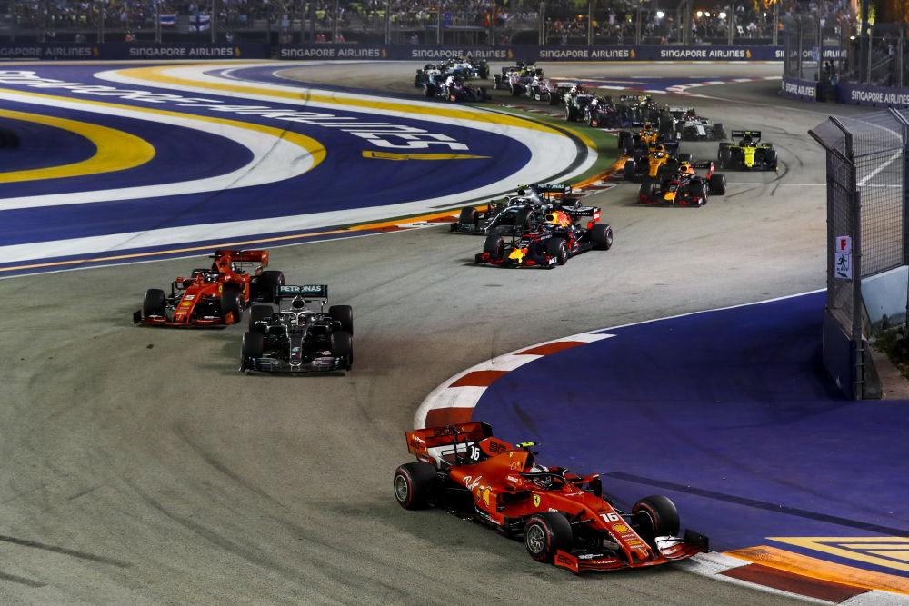 Formula 1 - retrospectiva sezonului 2019_GP Singapore 2019