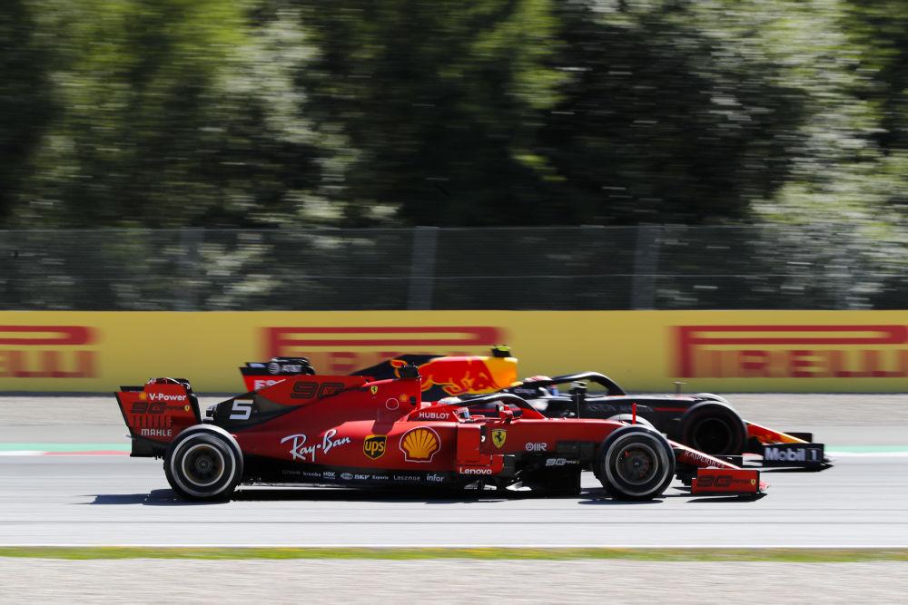 Formula 1 - retrospectiva sezonului 2019_GP Austria 2019
