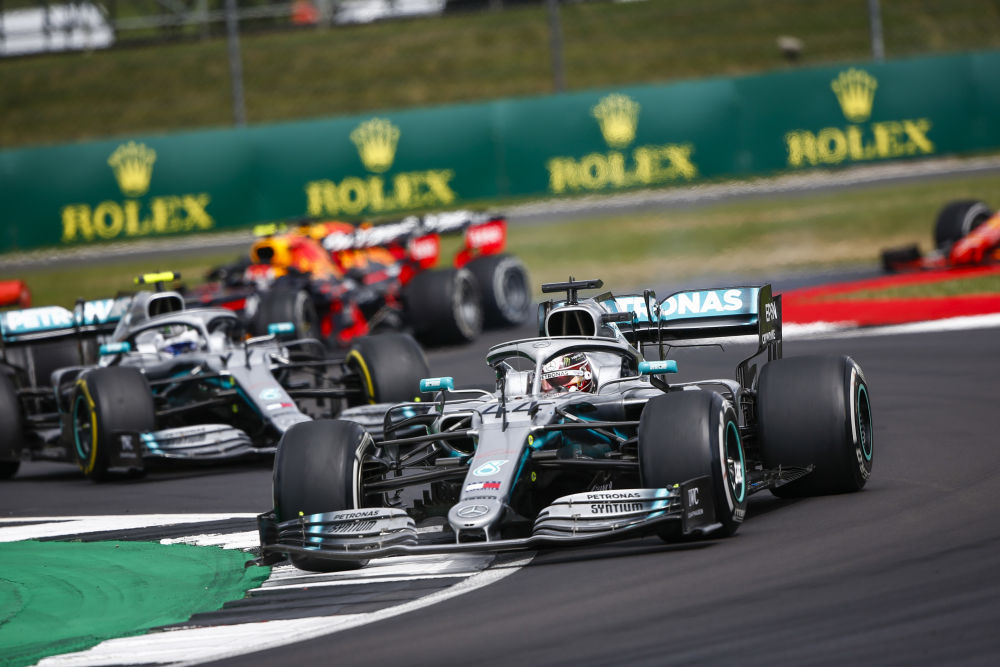 Formula 1 - retrospectiva sezonului 2019_GP Marea Britanie 2019