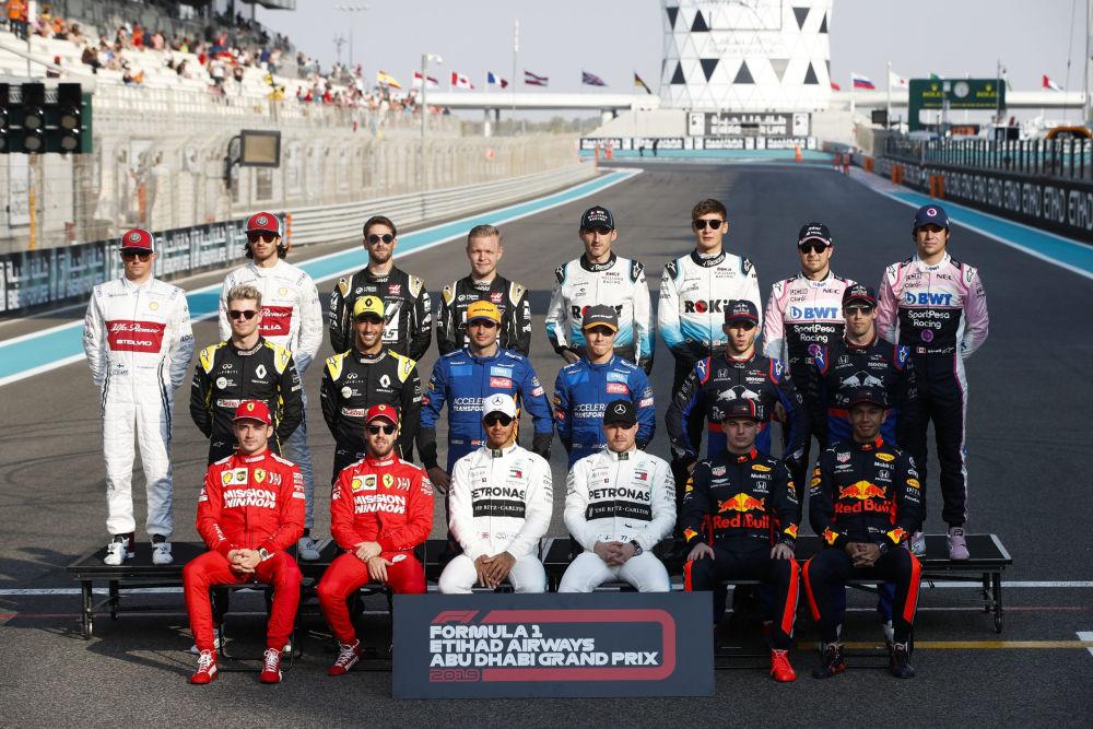 Formula 1 - retrospectiva sezonului 2019_GP Abu Dhabi 2019