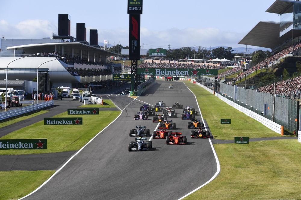 Formula 1 - retrospectiva sezonului 2019_GP Japonia 2019