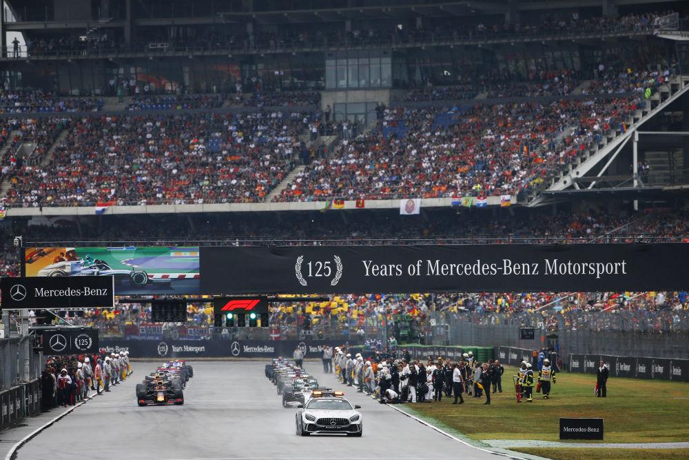 Formula 1 - retrospectiva sezonului 2019_GP Germania2019