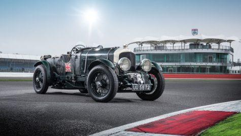 După 90 de ani Bentley construiește prin clonare 12 noi modele Blower