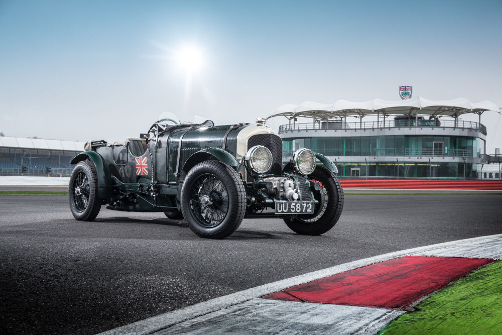 Bentley Blower 1929 Continuation