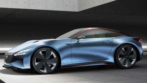 Noul Nissan Z se va numi 400Z și va avea twin-turbo