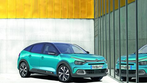 Proiecte secrete:  Citroën C4 din toamna anului 2020, posibil și electric