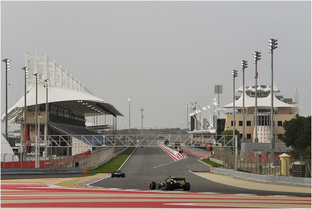 Formula 1 - Circuite parcurse in sens invers