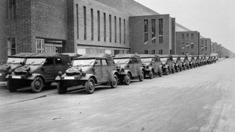 Lecția de istorie: În urmă cu 75 de ani trupele americane eliberau fabrica VW și orașul Wolfsburg