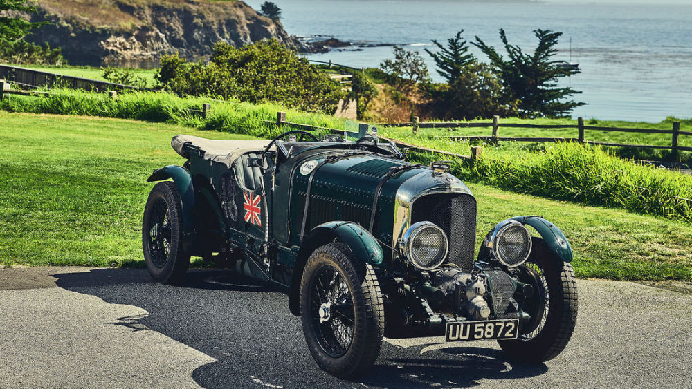 Bentely Blower 1829 Continuation