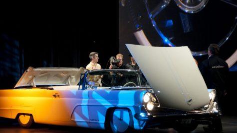 4 mașini create de muzicieni