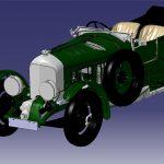 Bentley Blower 1829 Continuation
