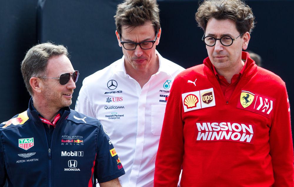 Formula 1 masuri de criza