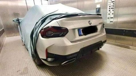 Noi informații despre viitorul BMW Seria 2 Coupe
