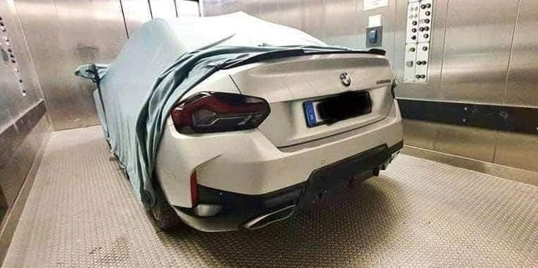 BMW Seria 2 Coupe 2021