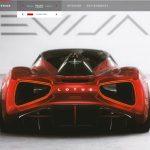 Lotus Evija_configurator