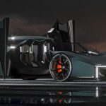 Koenigsegg cu trei locuri