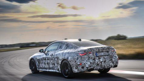 Mild hibrid pentru BMW M440i xDrive vârful de gamă al noii Seria 4 Coupe