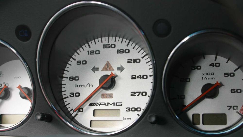 354CP pentru un Mercedes A-Class cu motor V6 de AMG C32