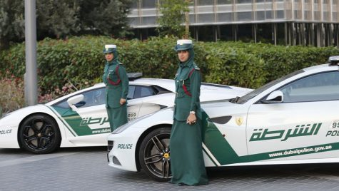 Cele mai scumpe mașini de poliție din lume